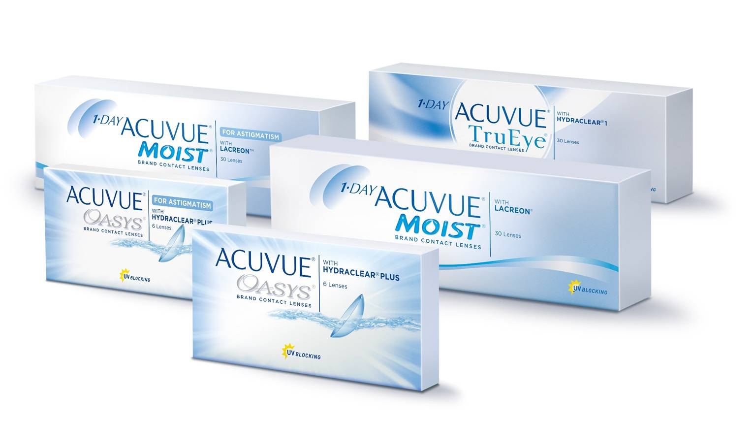 Acuvue family