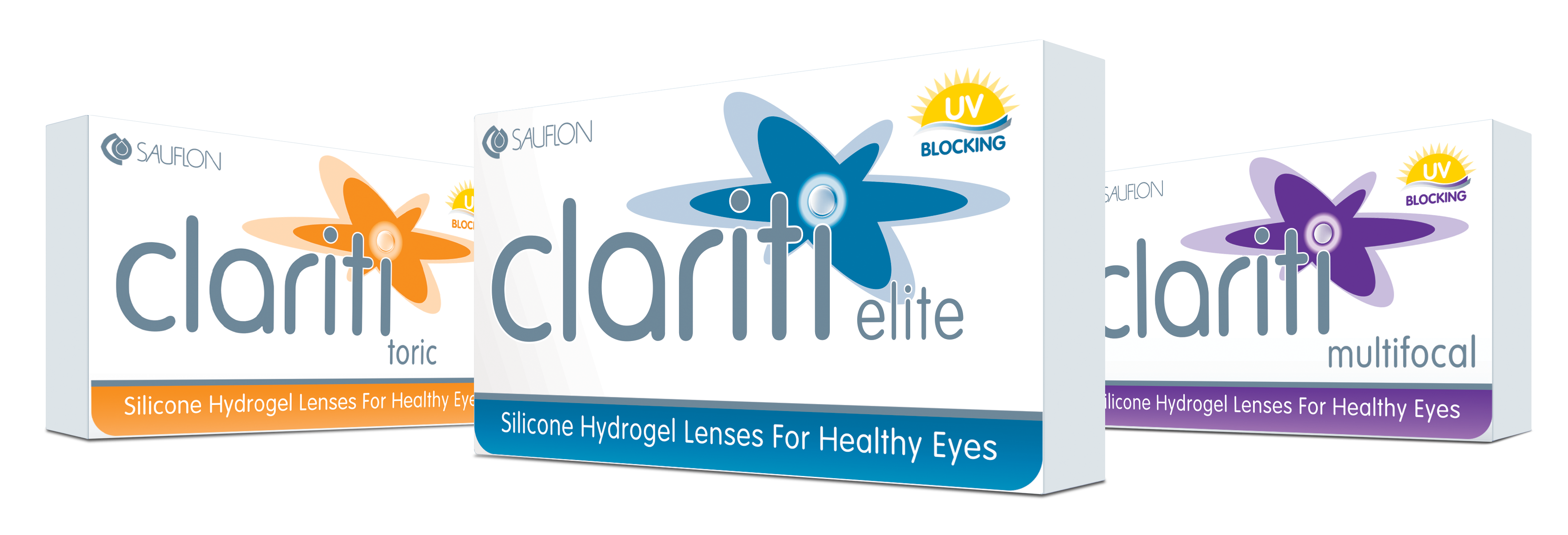 claritiR Reusable Family Packshot