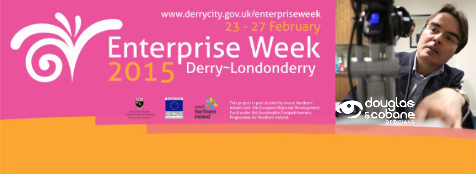 Derry/Londonderry 2015 Enterprise Week feature