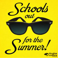Schools out summer