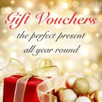 Gift vouchers perfect present