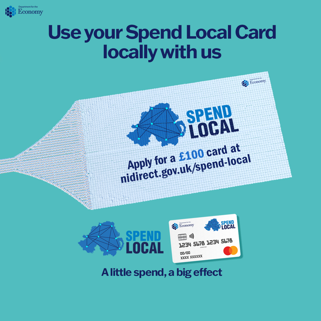 Spend Local Card: Supporting Local Business