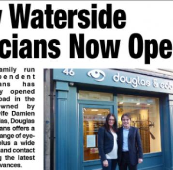 Derry News Article