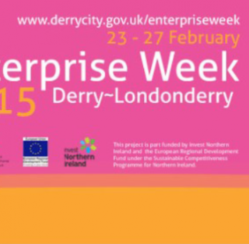Derry/Londonderry 2015 Enterprise Week feature