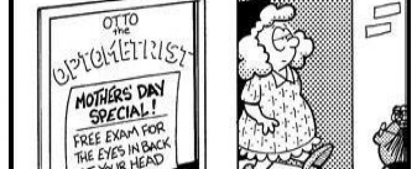 The 'eye-deal' Mother's Day gift