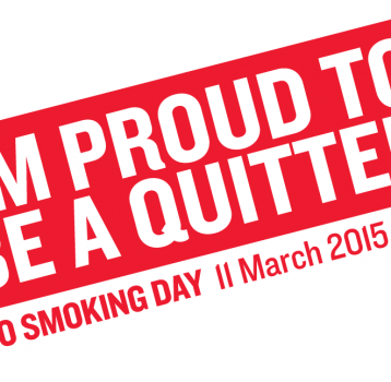 No Smoking Day – Wed 11 March 2015