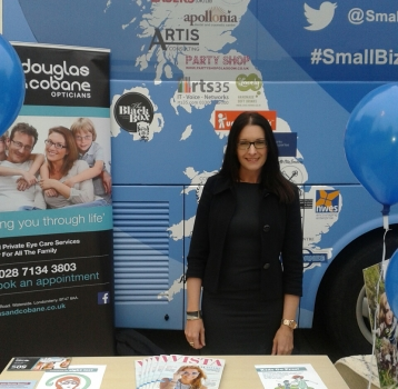 Small Business Saturday UK Bus Tour